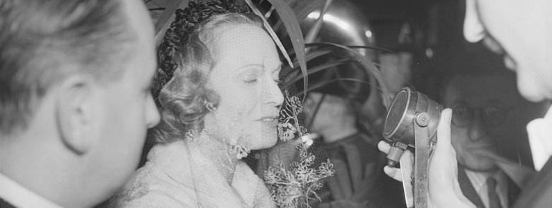 L'actrice britannique Anna Neagle, 1937, Conrad Poirier, BAnQ, P48,S1,P1531
