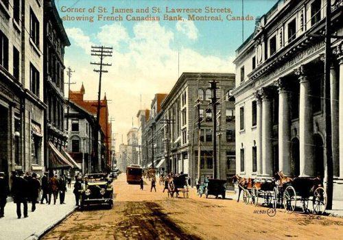 The Valentine & Sons Co., Ltd., Montréal, vers 1890, BAnQ, Collection Magella Bureau, P547,S1,SS1,SSS1,D2,P895