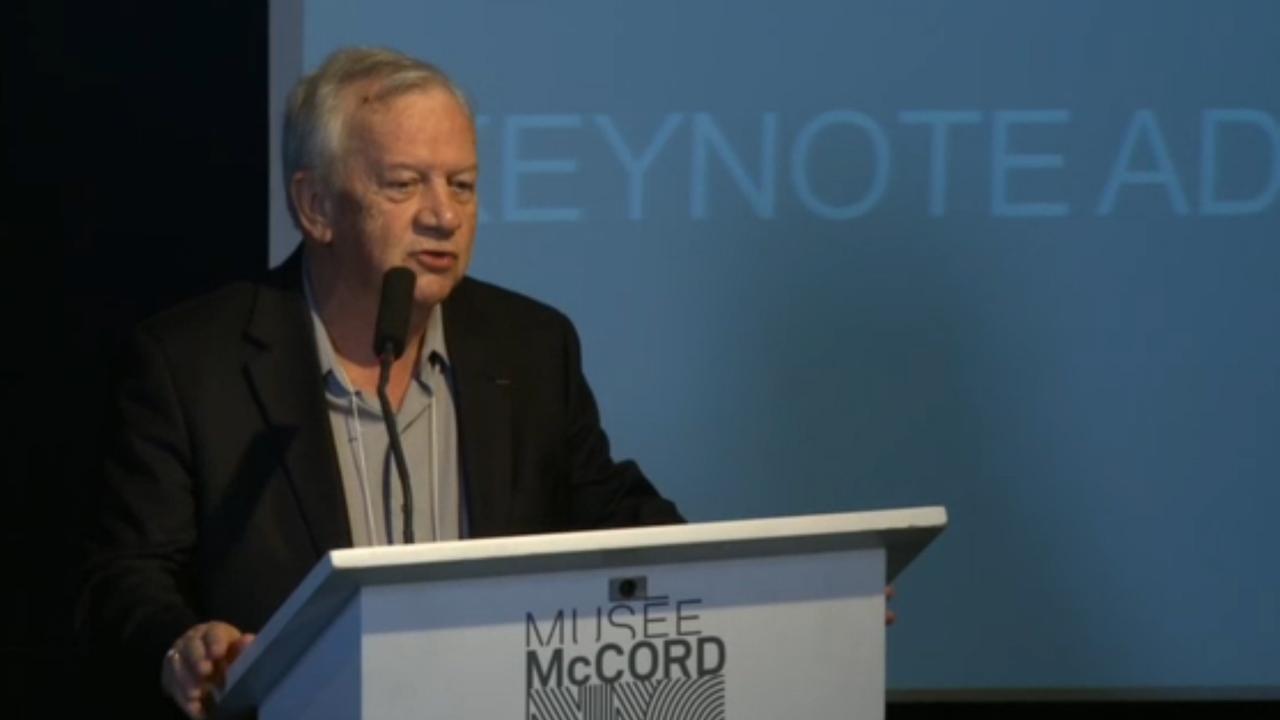 Colloque «À la recherche du savoir: nouveaux échanges sur les collections du Musée McCord» – Mot de bienvenue et séance 2