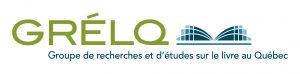 Logo Groupe de recherches et d'études sur le livre au Québec