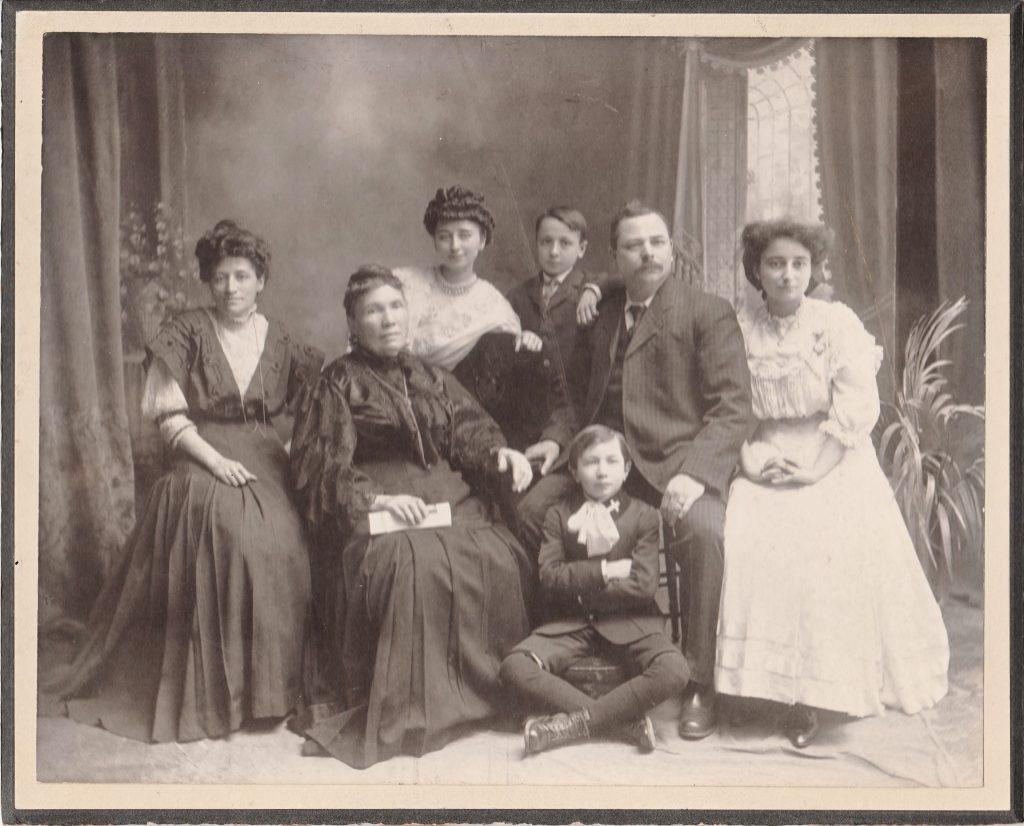 Narcisse Gagnon 1905