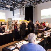 Forum d'histoire et de patrimoine de Montréal. Découvrir la métropole par ses quartiers, 26-28 octobre 2017. Crédits photo: Christian Bujold